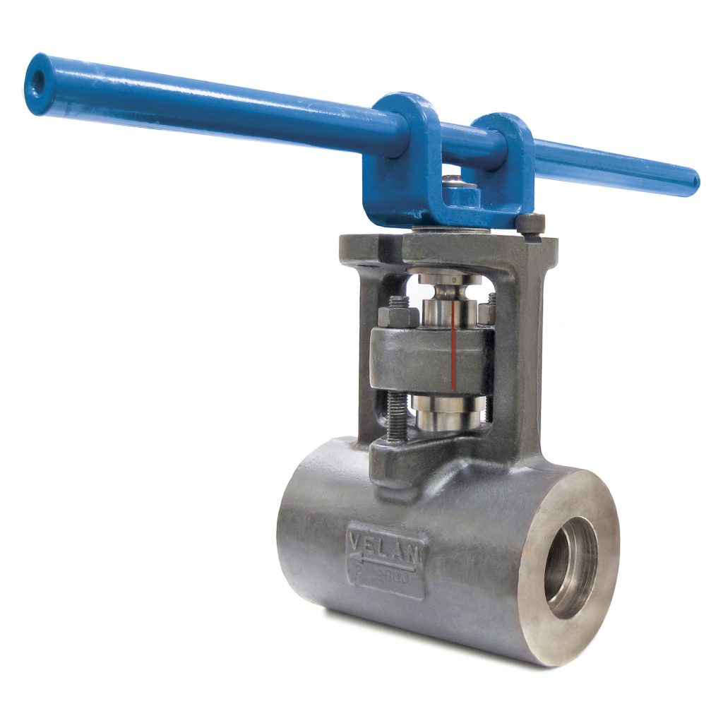 Power Ball Valve 190 Quot Asme Class 4500 Forged Chrome Moly
